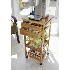 <strong>Lipper International</strong> Serving Cart