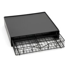 Wire Coffee Drawer with Removable Divider