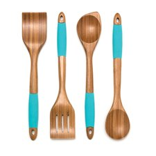 4 Piece Utensil Set (Set of 4)