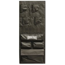 Deluxe Velcro-backed Door Organizer for Safe