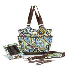 Felicity Tag-a-Long Tote Diaper Bag