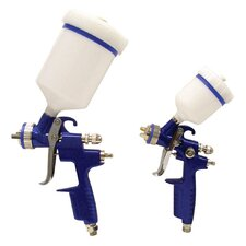 Low Volume Medium Pressure Spray Gun Kit