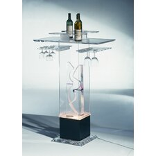 Boxed Acrylic Bar Stand
