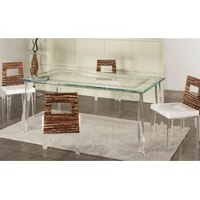 <strong>Shahrooz</strong> Contempo 5 Piece Dining Set