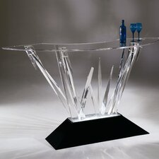 Crystals Acrylic Bar Set