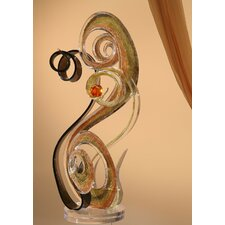 Sculptures and Art Pieces Acrylic Alborz Sculpture