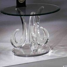 Palace Acrylic End Table Base