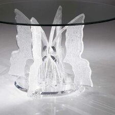 Butterfly II Acrylic Dining Table Base