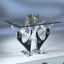 Snake Acrylic End Table Base