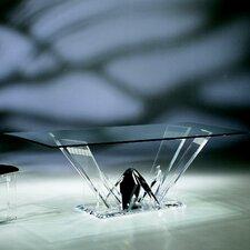 Diamond Cut Dining Table Base