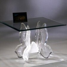 Butterfly II Acrylic End Table Base