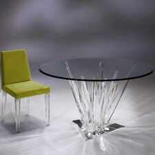 <strong>Shahrooz</strong> Crystals 5 Piece Dining Set