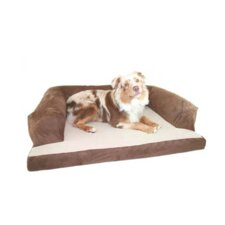Baxter Couch Bolster Dog Bed