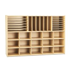 33 Compartment Cubby