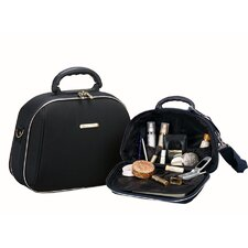 2 Piece Cosmetic Case Set