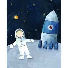 <strong>CiCi Art Factory</strong> Paper Prints Man on the Moon