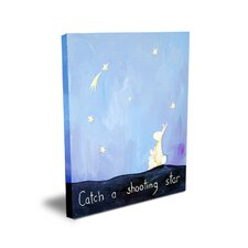 <strong>CiCi Art Factory</strong> Words of Wisdom Catch a Shooting Star Canvas Art