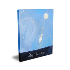 <strong>CiCi Art Factory</strong> Words of Wisdom Step by Step Canvas Art