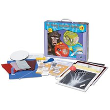 Set 7: Bones and Muscles, The Senses, & Light Science Kit