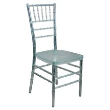 <strong>Advanced Seating</strong> Ice Chiavari Outdoor Bar Chair