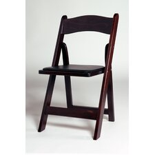 <strong>Advanced Seating</strong> Wood Folding Chair