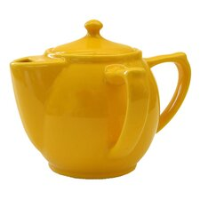 Dignity Two Handled Teapot in Yellow
