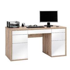 Computer-Schreibtisch mit Türen, Böden und Schubladen