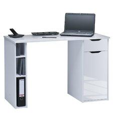 Computertisch mit 1 Tür und 1 Schublade