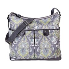 <strong>OiOi</strong> Baroque Tote Diaper Bag