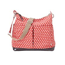 Mini Geo Tote Diaper Bag