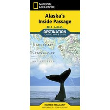 Alaska's Inside Passage Map
