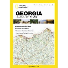 Georgia State Recreation Atlas