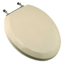 Deluxe Molded Elongated Toilet Seat