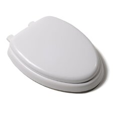 <strong>Comfort Seats</strong> Deluxe Soft Elongated Toilet Seat