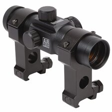 1 x 28 AR Optics Red Dot Rifle Scope