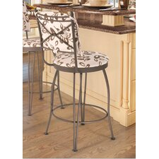 "Bill I 30"" Bar Stool with Cushion"