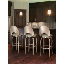 Champagne Swivel Bar Stool