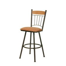 <strong>Trica</strong> Allan Swivel Bar Stool