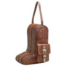 Retro Romance Zip-around Boot Shoulder Bag