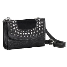Midnight Trails Texas Two-Step Wallet / Cross-Body Bag