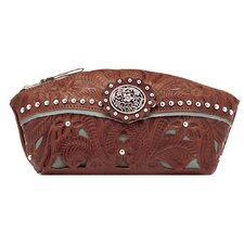 <strong>American West</strong> Lady Lace Cosmetic Bag