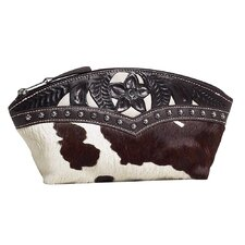 Prairie Rose Cosmetic Bag