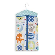 Monster Babies Diaper Stacker