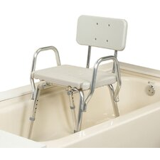 Shower Chair with Molded Seat / Back and Arms
