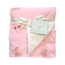 2 Ply Butterfies Crib Throw
