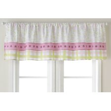 "Love 70"" Window Curtain Valance"