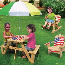 Kids' Picnic Table