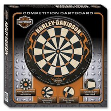 Harley Davidson™ Competition Dart Board
