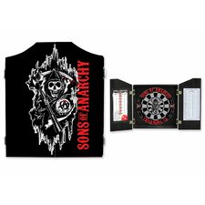 Sons of Anarchy Dart Cabinet