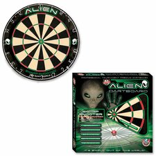 Alien Sharp Shooter Practice Dartboard
